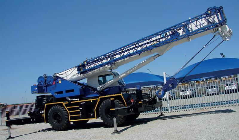 Crane one Materials Handling