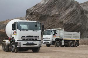 Isuzu Truck-FX-series