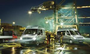 Medium Trucks and Big Panel Vans