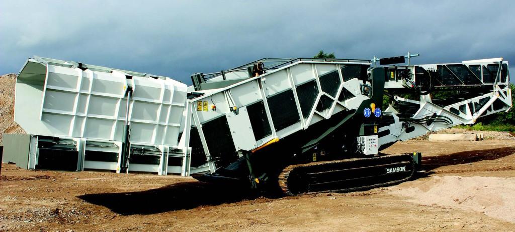 Samson bulk handling