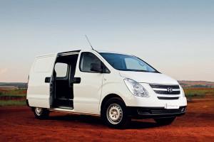 Hyundai H1 Panel Vans